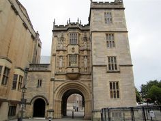 The Great Gatehouse - Bristol, England