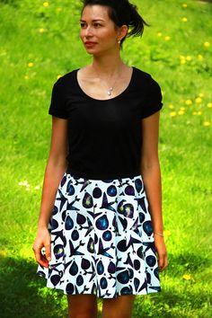 Diy Fashion, Fashion Dresses, Sewing, Skirts, Fashion Show Dresses, Dressmaking, Trendy Dresses, Couture, Skirt