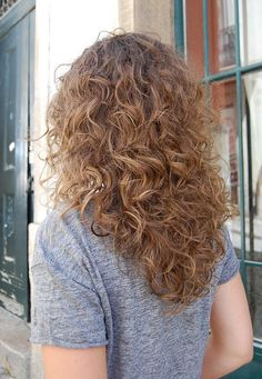Curly Hairstyles 2013: Romantic Long Curly Ombre Hair for Wedding