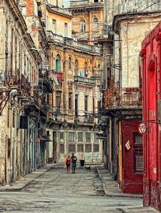 Havana, Cuba - one of the most beautiful places I've ever been. (2010)