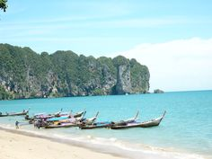 Krabi...I will be back...someday!