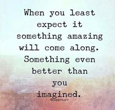 The unexpected things are the most awesome at. http://www.loapower.net/what-else-is-preventing-you-from-success/