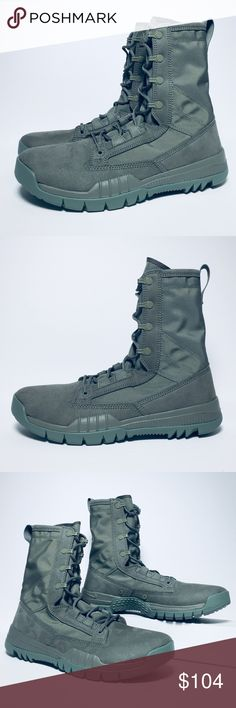 nike sfb field 8 inch tactical boots sage closeout