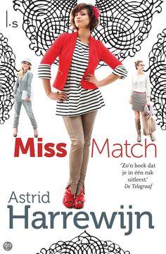 Astrid Harrewijn - Miss Match