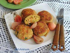Moje Małe Czarowanie: Kotlety z jaj i grzybów