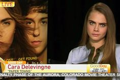 Morning Show Hosts Attack Cara Delevingne During Incredibly Awkward Interview