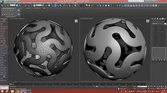 In this tutorial, I'll show you how to easily achieve a sphere of inter-linked star shapes (AKA, starball), which can be used in a variety of interesting projects.  I'll be modeling in 3dsmax, with a FREE modifier addon called MegaBevel, which will make short work of the complex extrusions.  You can download it at the link below:  MegaBevel http://www.vg2max.spb.ru/release/fullversions/MegaBevel.rar #3D #Max #Tutorial #Polygons #modeling #3dmodeling #topology #3dsmax #3dtutorials