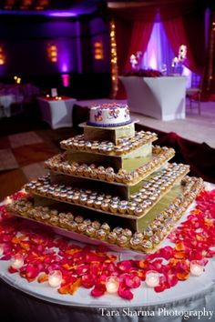 Indian Wedding Reception Dessert Table Http Maharaniweddings Gallery Photo