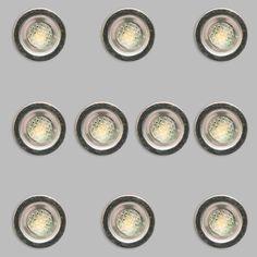 10er LED Einbauset Cosi Mini: Schönes Set Von 10 Kleinen LED Einbauleuchten!