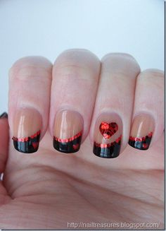 32 Valentines Day Nail Art Ideas That Will Put You In The Mood For Love
