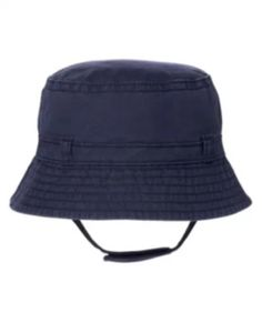 b0fc8edc1cd A little distressed for your little sailor. Classic bucket hat protects  from the sun while