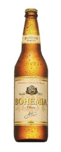 Bohemia - AmBev - Standard American Lager