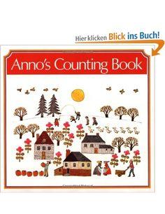 Anno's Counting Book: Amazon.de: Mitsumasa Anno: Fremdsprachige Bücher
