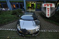 Black Chrome Vinyl Wrap available at www.VivoMotorsports.com