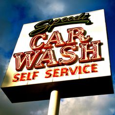 I 3 vintage car wash signs vintage car wash sign signs signs car wash sign by via flickr solutioingenieria Image collections