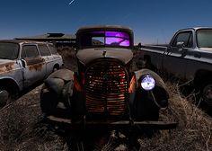 Abandoned: Junkyard Photography by David A. Evans | Inspiration Grid | Design Inspiration