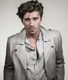 Garrett Hedlund, Details Magazine, could seriously have sex with his voice. He looks nice too I guess.