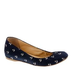 Cece printed ballet flats. Need these!!