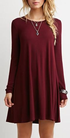 30 Cute and Cheap Fall Dresses