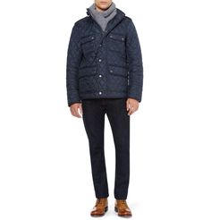 Burberry Brit Quilted Jacket | MR PORTER