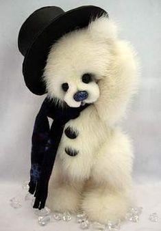 Frosty & Suzie Snowflake by By Ellen Barnett | Bear Pile