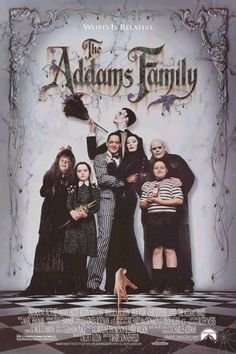They're creepy and they're kooky, mysterious and spooky They're all together ooky, the Addams Family Their house is a museum, when people come to see-em They really are a scre-um the Addams Family