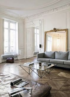 50 Favorites for Friday (All Varieties of French Rooms) - South Shore Decorating Blog