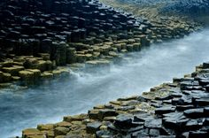 Basalt columns, Isle of Staffa.