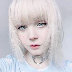 Makeup inspired by @michellemoe (ॢ˘⌣˘ ॢ⑅)☄