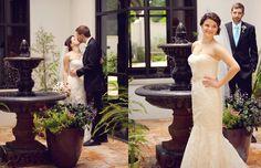 Bridal portrait inspiration. Wedding at Mission San Luis Tallahassee FL - Anna Kinchen Photography missionsanluis.org