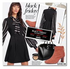 """""""Steal Those Deals: Black Friday"""" by svijetlana ❤ liked on Polyvore featuring Givenchy, Gucci, blackfriday and shein"""