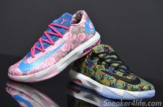KD VI - Aunt Pearls vs Florals.  I'd rock both of these.