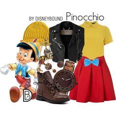 Disney Bound - Pinocchio