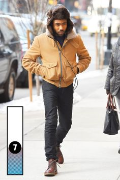 Childish Gambino, Conan and eight other stylish men make this week's list of our Fashion Heroes.