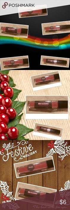MBA Cosmetics lipstick.  TV $10 The shade is 'SHADY' MBA Cosmetics Makeup Lipstick