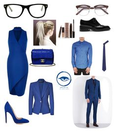 """Erudite the intelligent"" by bethgladden ❤ liked on Polyvore featuring HUGO, Vivienne Westwood, Mulberry, Alexander McQueen, River Island, Gianvito Rossi, Chanel, Balmain, Muse and Laura Mercier"