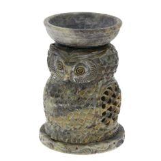 Candle holder Soap Stone Owl Stoneware Handcrafted 5 inches ShalinIndia,http://www.amazon.com/dp/B00GMGW8AQ/ref=cm_sw_r_pi_dp_IhQktb1BWEK75AXE
