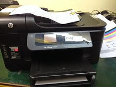 Worldwide Electronic-Hardware Solution: How to repair paper jam in input side on HP Office...