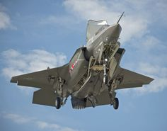F-35B: US Marine Corps' Version of Lockheed-Martin's 'Lightning II'