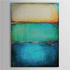 Hand Painted Oil Painting Abstract 1303-AB0341