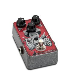 D-Lay - Analog delay by SamuraiFX  #guitar #pedals #stompboxes #effects