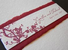 Wedding, Red, Invitations, Papel vivo - Photo by Papel Vivo - Project Wedding