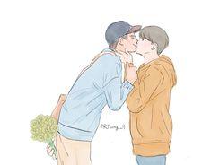 (AllJin) Best of me about Jin fanart - NamJin Namjin, Jikook, Bts Memes, Otp, Army Love, Bts Fans, Kpop Fanart, Gay Art, Wattpad