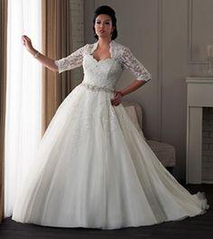 vestidos de noivas plus size 2016 2017