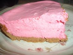 lo-cal key lime (or strawberry pie)