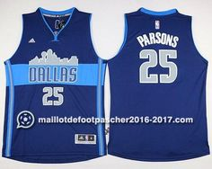 maillot nba pas cher Tyson Chandler Parsons #25 bleu Dallas Mavericks - Cliquez sur l'image pour la fermer