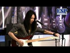 【ESP Music School東京校】大村孝佳ギターデモンストレーション!