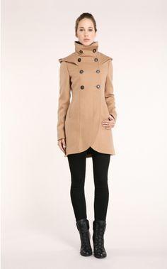 Soïa & Kyo - Belinda Camel coat