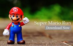 The most awaited Super Mario Run game for iOS is now available to download for free here. Get it for iPhone,iPad,iPod. For Android is coming soon