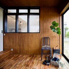 愛知県名古屋市の注文住宅クラシスホーム。  山小屋のような家をつくりたい。  CAMP好きな家族が自然体で暮らす家。  #アウトドアライフ  #アウトドアリビング#シナベニヤ#塗装#造作#無垢